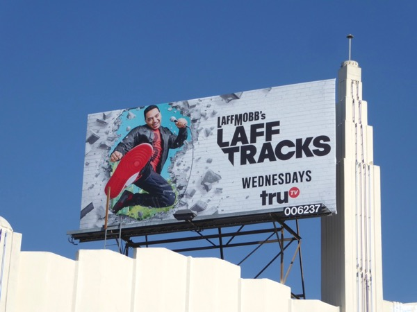 Laff Mobb Laff Tracks billboard