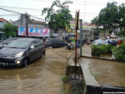 Banjir Undip Sirajudin Tembalang kampusundipcom