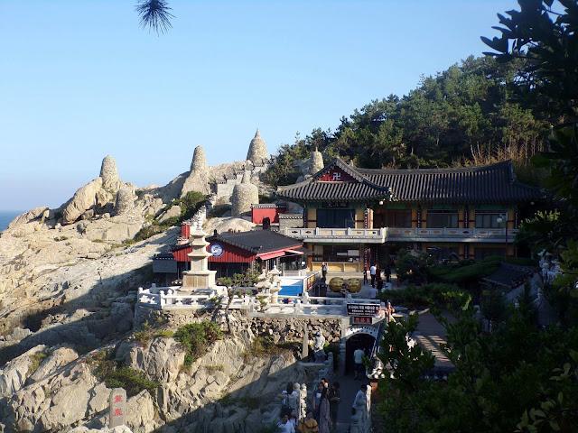 Templo Haedong Yonggungsa