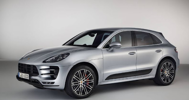 2017 Porsche Macan Turbo Performance end priview end Price