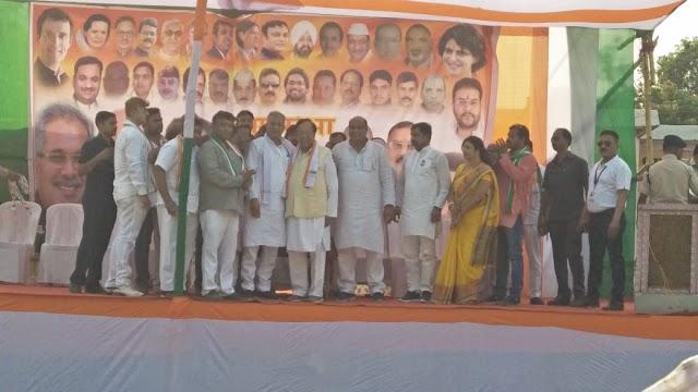 बिलासपुर लोकसभा: मुंगेली और लिमहा में सीएम भूपेश बघेल ने काँग्रेस के पक्ष में भरी अटल हुंकार, मोदी और भाजपा को जमकर कोसा..