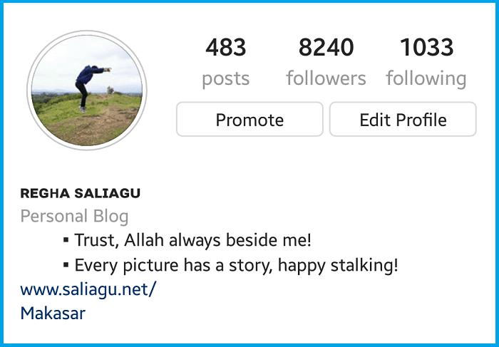Cara-Membuat-Nama-dan-Bio-Instagram-di-Tengah