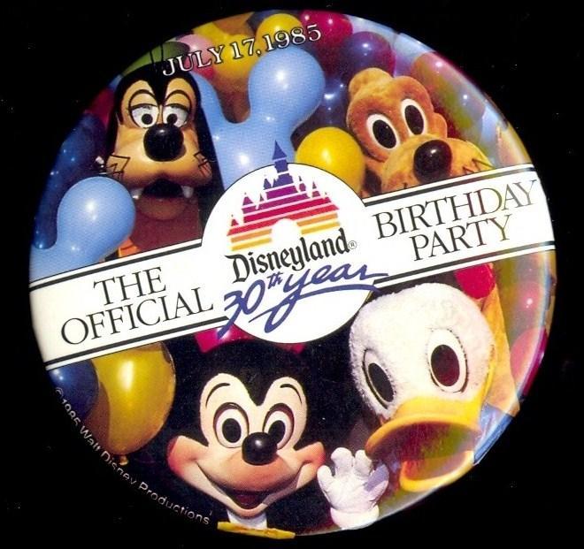 Meet The World: Happy Birthday, Disneyland