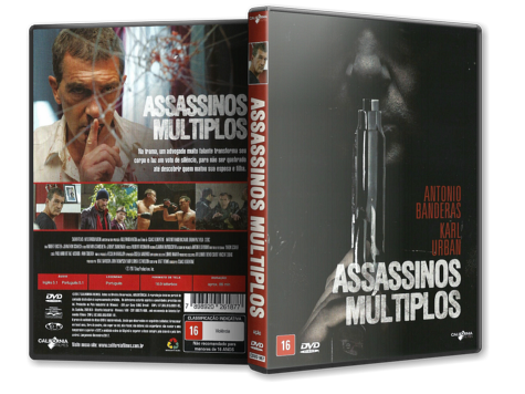 Capa DVD Assassinos Múltiplos