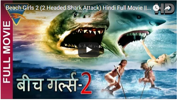 Beach Girls 2 2 Headed Shark Hindi Full Movie Carmen Electra Eagle Hindi Movies2016