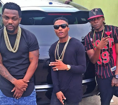 R2bees  – More (Feat. Wizkid)