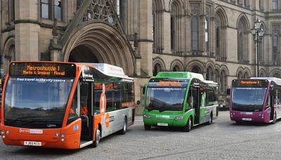 Metroshuttle - Urban broadband Fund - Manchester