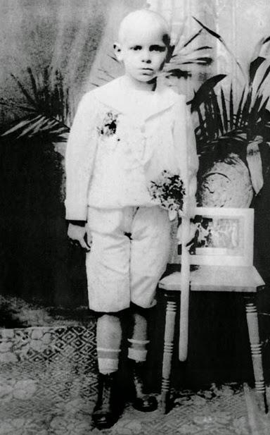 primeira comunhão de joão paulo II
