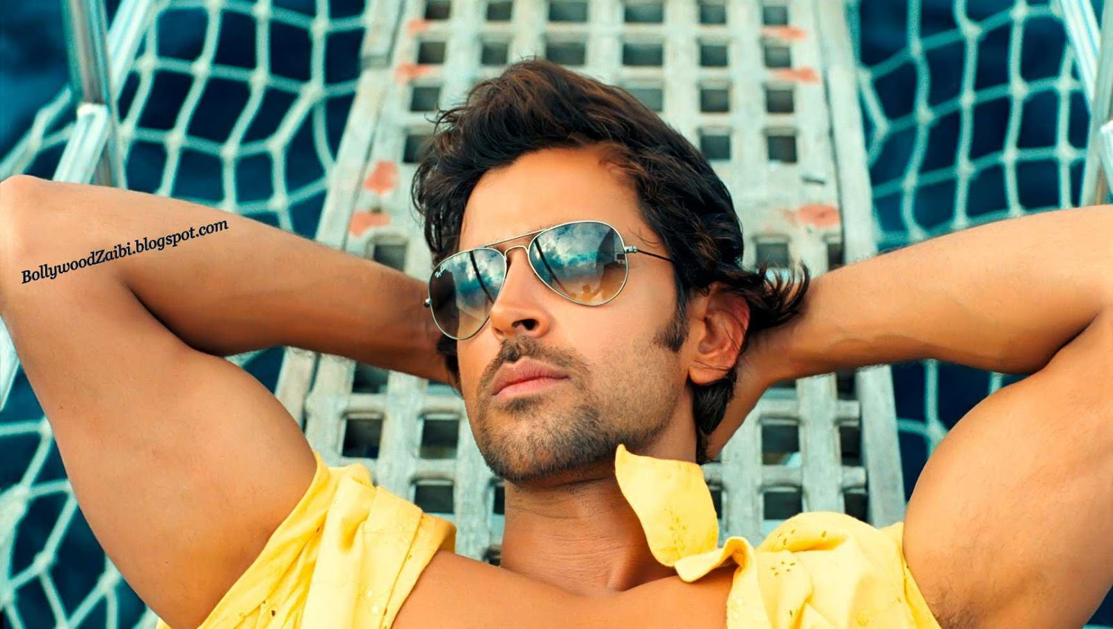 Hrithik Roshan in Kites HD Wallpaper | Bollywood Zaibi
