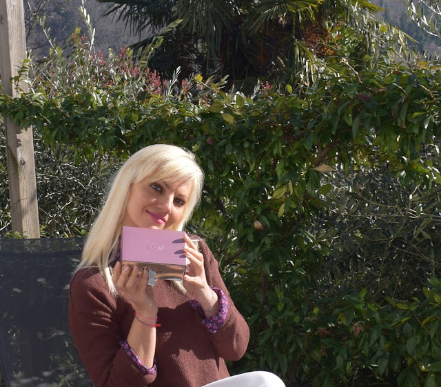 Helisir anti rughe bava di lumaca creme anti invecchiamento mariafelicia magno blogger color block by felym outfit ragazze bionde make up occhi azzurri capelli biondi anti age pooducts