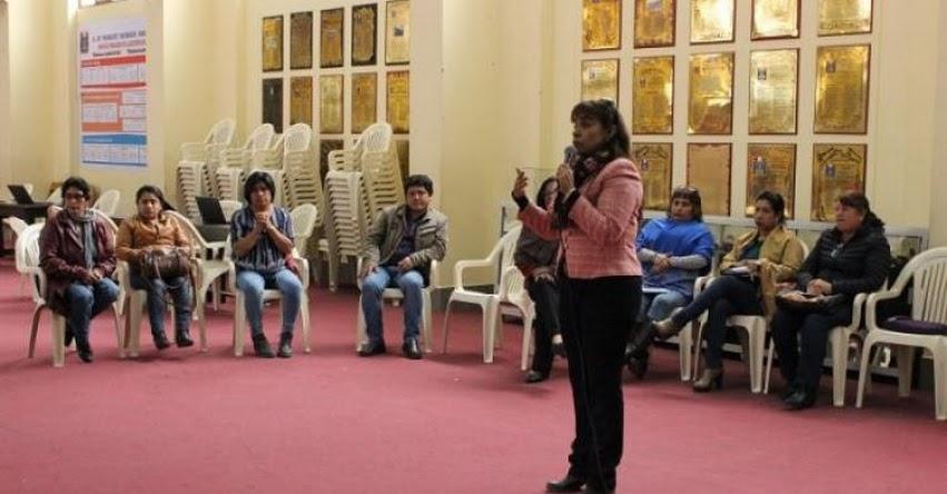 FONDEP brindó talleres de diplomado a las escuelas LIE en las regiones - www.fondep.gob.pe