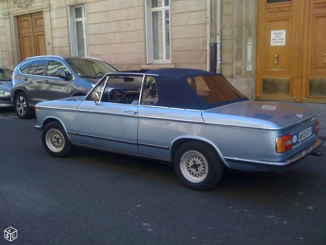 Baurspotting 1974 cabrio targa on leboncoin for Leboncoin51
