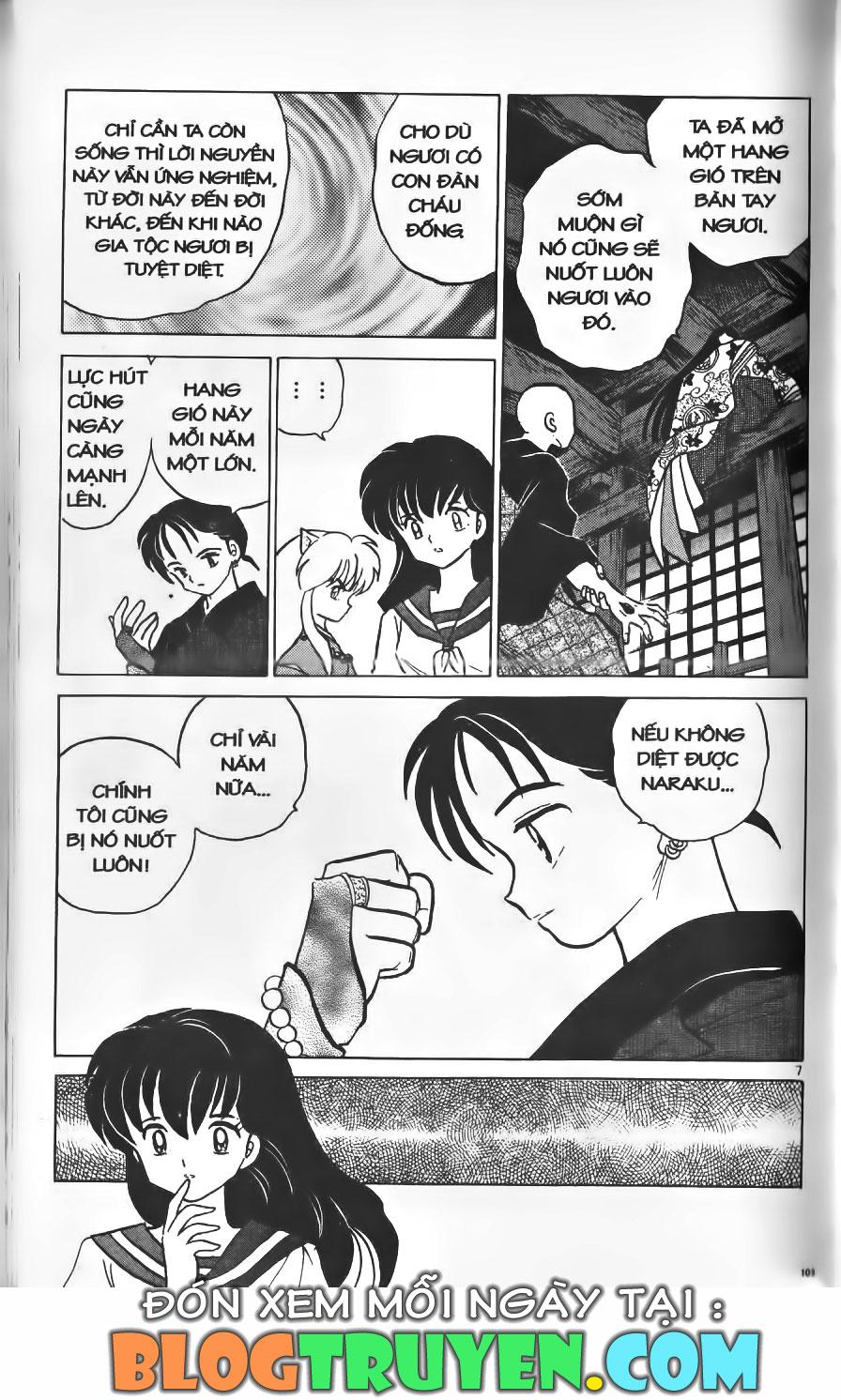 Inuyasha vol 06.6 trang 8