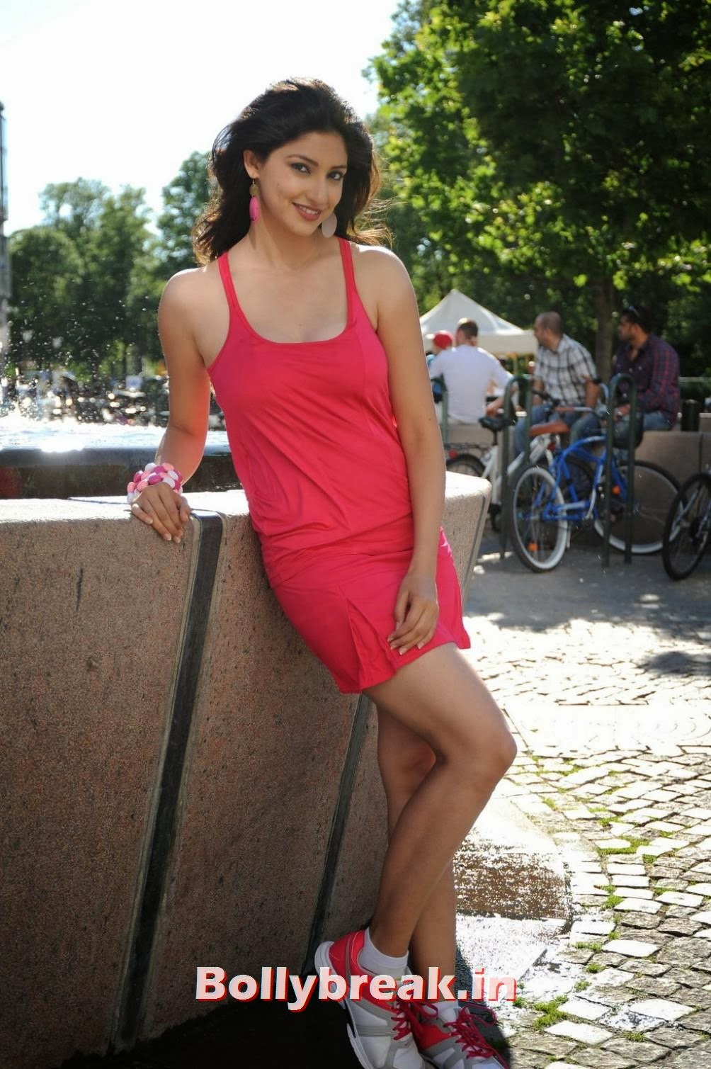 24, Tanvi Vyas Photo Gallery in Red Dress
