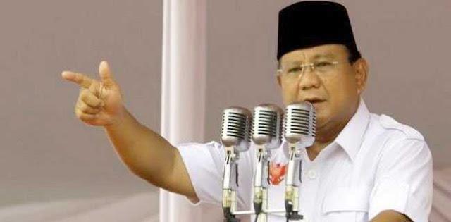 Prabowo Kunjungi Lombok, Inilah Agendanya