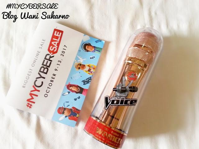 the voice perfume