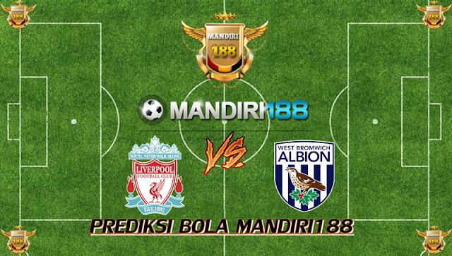 AGEN BOLA - Prediksi Liverpool vs W.B.A 14 Desember 2017