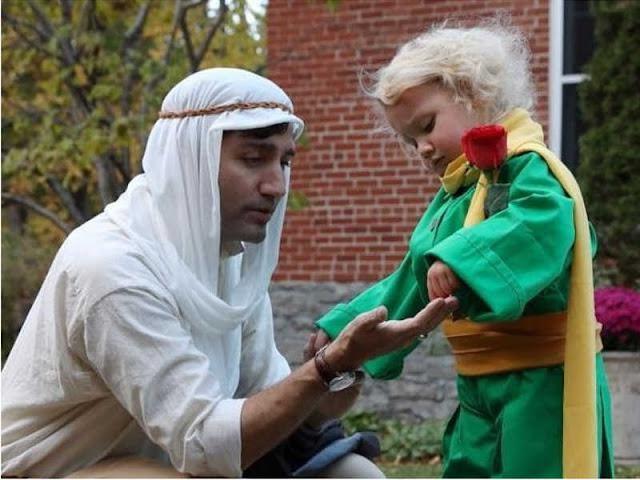 Perdana Menteri Kanada, Justin Trudeau Masuk Islam Merupakan Hoax
