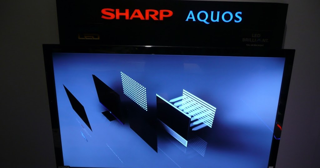 Daftar Pasaran Harga TV LED Sharp Aquos Semua Ukuran Dan