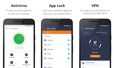 AVAST MOBILE SECURITY 2019 - ANTIVIRUS & APP LOCK V6.15.1 Premium Cracked Apk Is Here