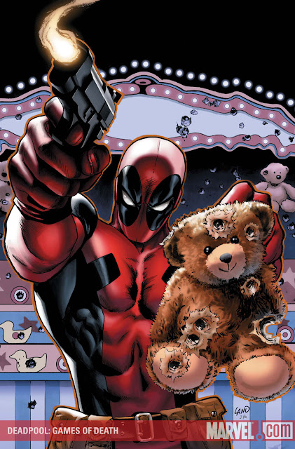 Descargar Deadpool: Merc With a Mouth (2009) Completo.