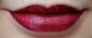 Avon Perfectly Matte Lipstick in Superb Wine