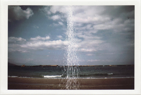 dirty photos - on the island of - photo of shower water at the beach