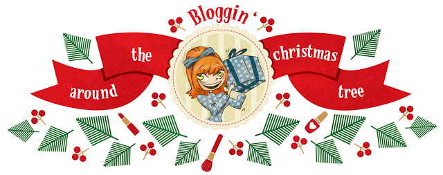 Bloggin around the Christmas Tree 2017 banner