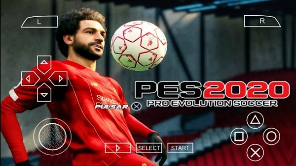 PES 2020 PPSSPP Camera PS4 Kits & Transfers Update