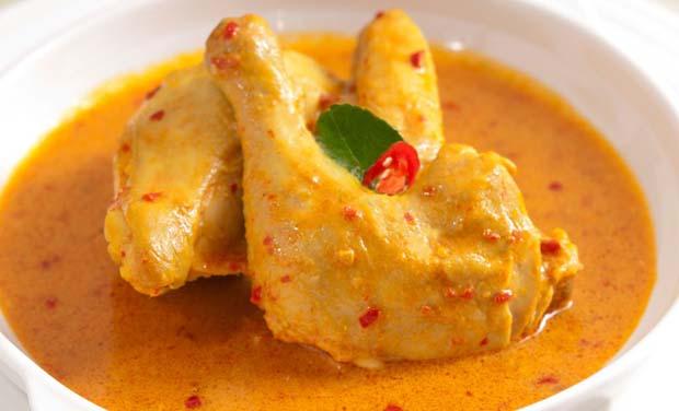 Resep Gulai ayam spesial sederhana