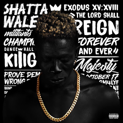 "Shatta Wale Releases Tracklist For Upcoming ""Reign Album"""