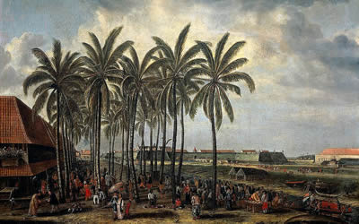 Dutch East India Company (Indonesia/Batavia)