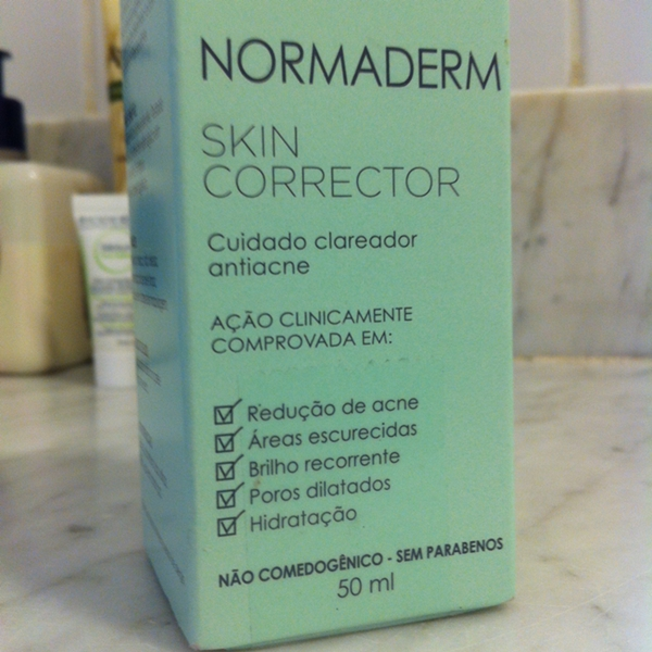 Reseha: Normaderm Skin Corrector - Vichy