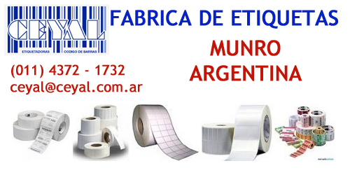 etiquetado para la industria textil Wilde buenos aires