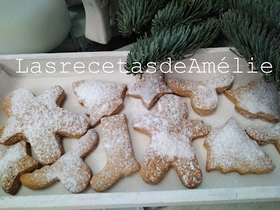 galletas, navidad, jengibre