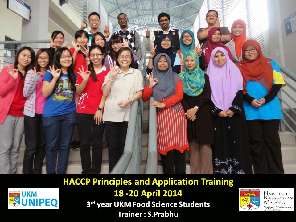 By Photo Congress || Haccp Principles And Applications