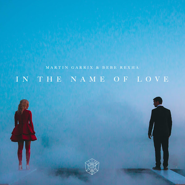 Martin Garrix & Bebe Rexha - In the Name of Love - Single Cover