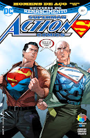 DC Renascimento: Action Comics #967