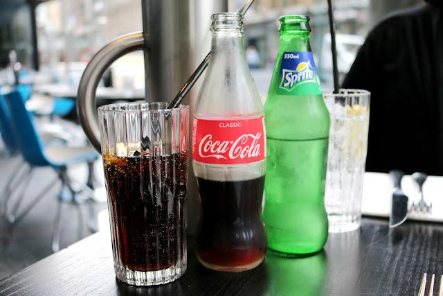 Coca cola sprite