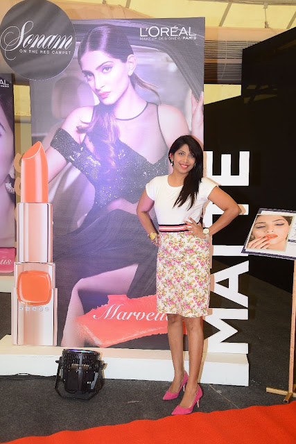 I'm Marvellous Matte For L'Oréal's Cannes Collection 2015, What I Wore