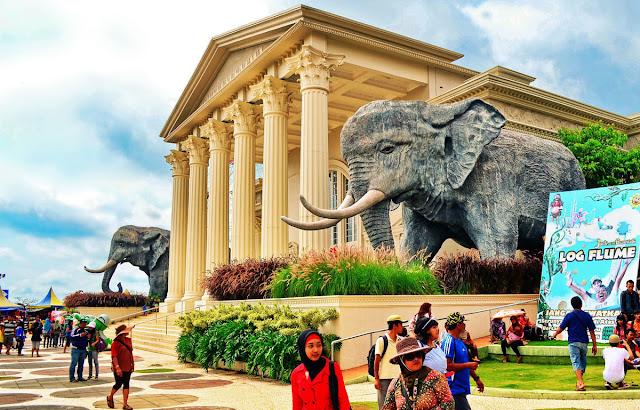 Objek Wisata Jatim Park 2