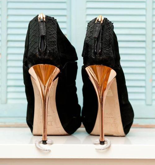 1001 Fashion Trends: 2012 Statement Shoes
