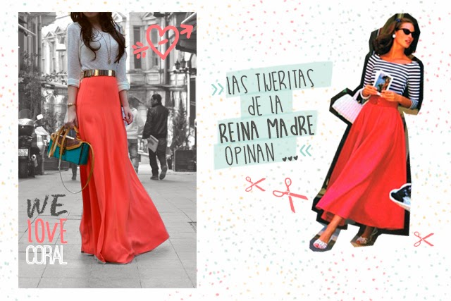 5ced03f2e MODA PRIMAVERA VERANO | Obsesión: Faldas largas... | Hermanas Bolena ...