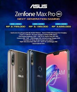 Cara Flashing Asus Zenfone Max Pro M2 dengan Flashtool