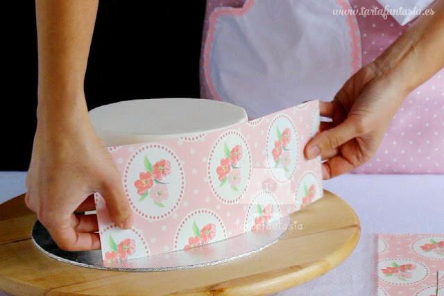 Cómo hacer almíbar para papel de azúcar