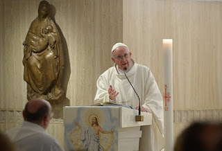 O Papa Francisco celebrou a Santa Missa na manhã desta quinta-feira, (28/04) e afirmou: O Espírito Santo é o Protagonista da Igreja.