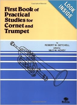 First Book of Practical Studies: Cornet and Trumpet FREE DOWNLOAD