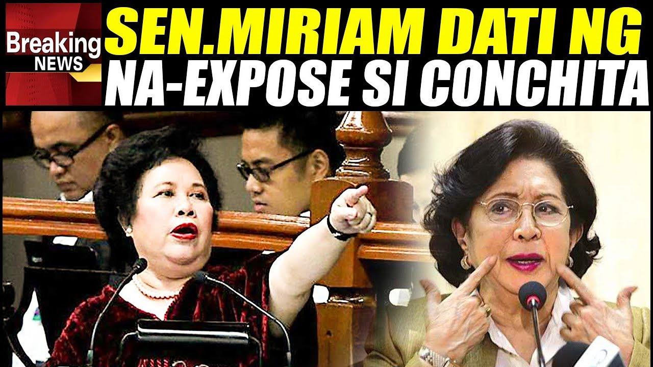 LOOK: Sen.Meriam Defensor Exposed How Conchita Morales Being Bias