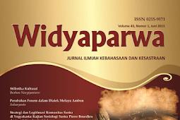 WIDYAPARWA Juni 2015