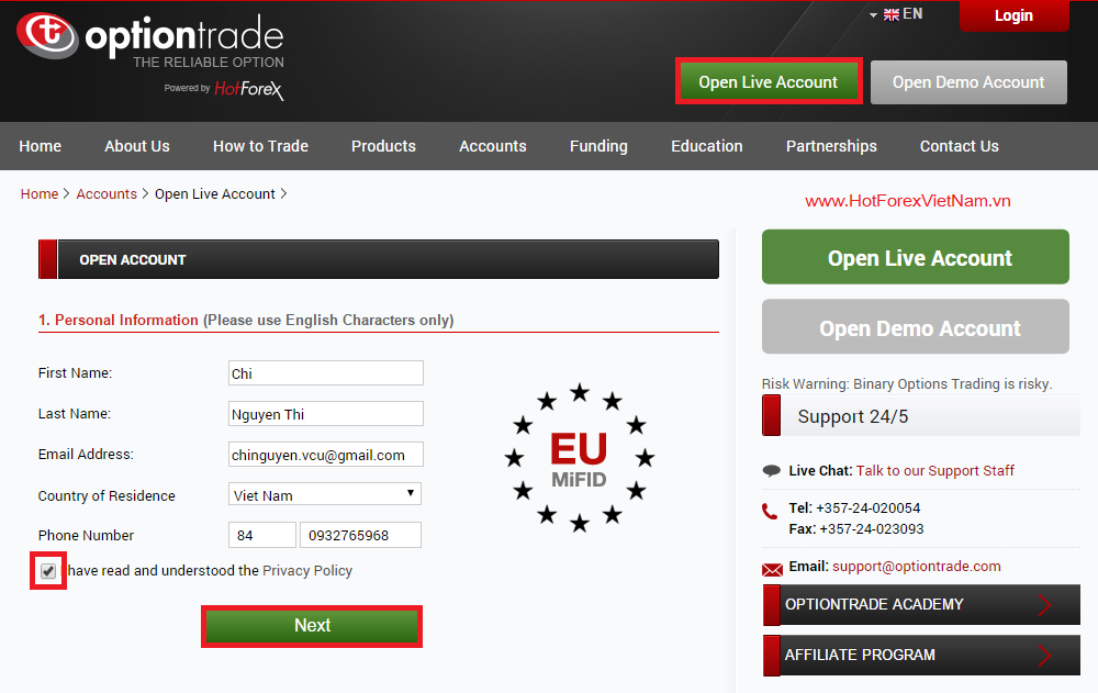 mo-tai-khoan-options-trade-hotforex